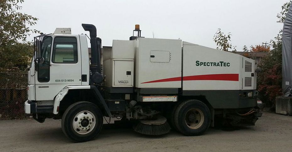 Street Sweeper - Eagle
